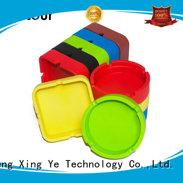 Wholesale ashtray silicone rubber mix suppliers silicone Mitour Silicone Products Brand