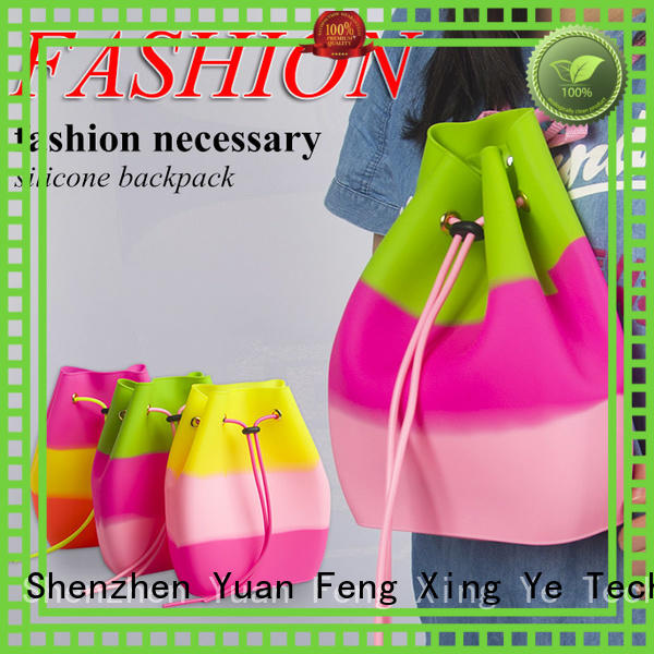 pvc handbag beach for girls Mitour Silicone Products