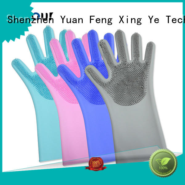 silicone dish washing brush ODM for housewife
