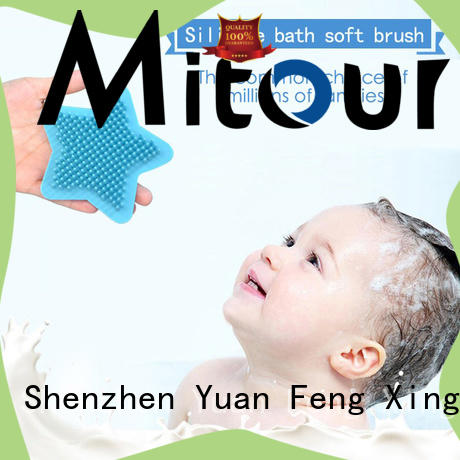 Mitour Silicone Products New silicone spoon bulk production for bath