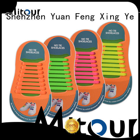 Mitour Silicone Products silicone laces free sample for child