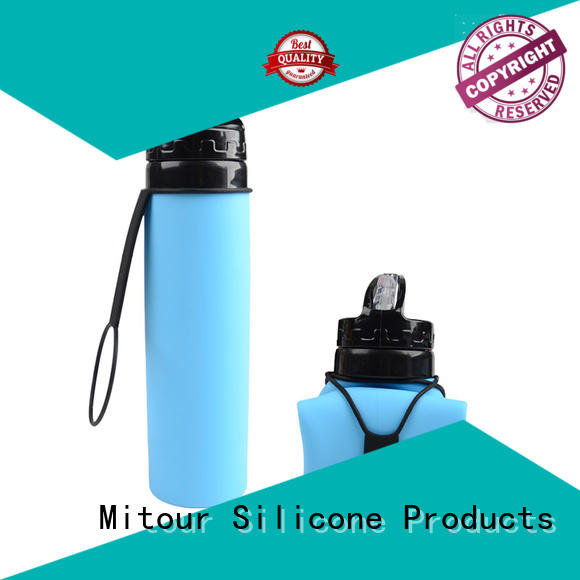 Mitour Silicone Products sports silicone cup for wholesale for water storage