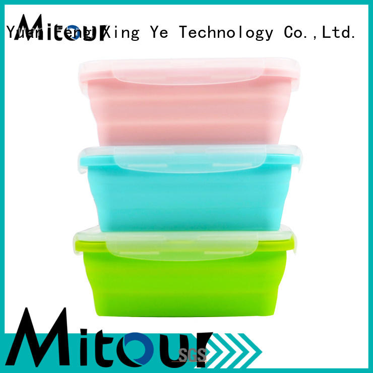 Mitour Silicone Products silicone silicone placemat for toddlers bulk production for baby