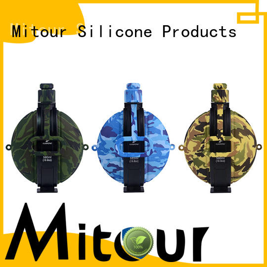 Mitour Silicone Products portable silicone squeeze water bottle inquire now for water storage