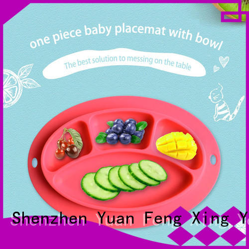 Mitour Silicone Products placemat silicone table mat Supply for children
