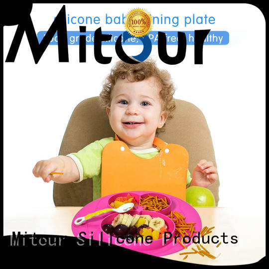 hot-sale silicone placemat for babies placemat bulk production for baby