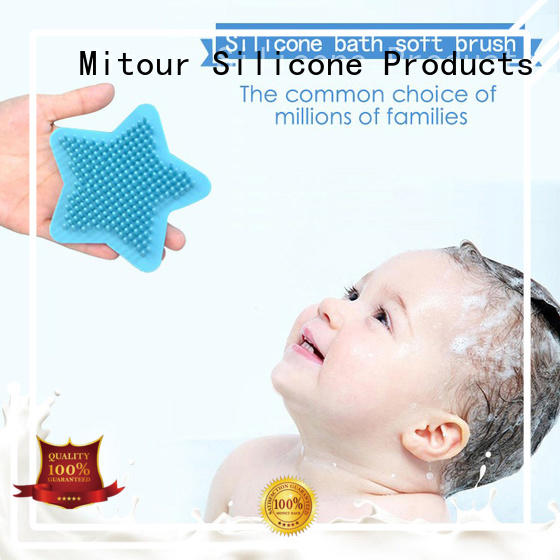makeup silicone bath brush best Mitour Silicone Products company