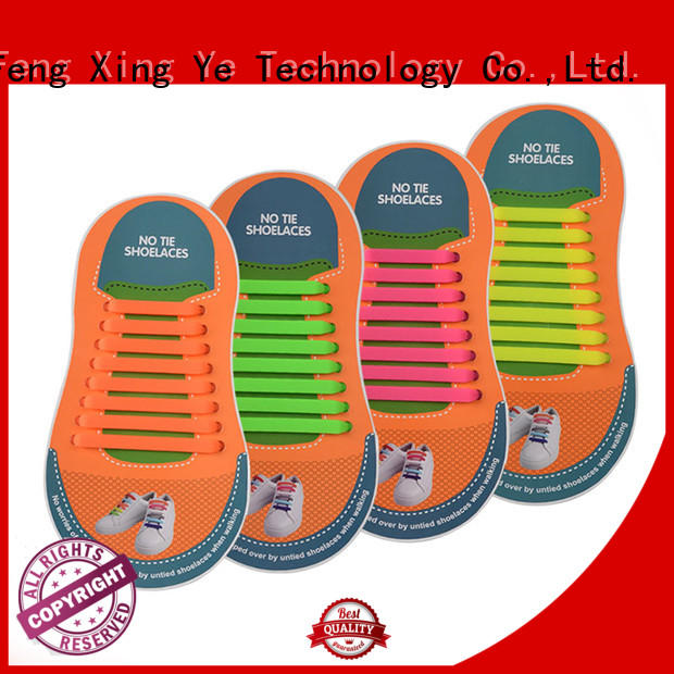 Mitour Silicone Products cheap silicone no tie shoelaces for child
