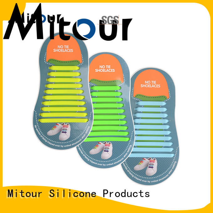 custom best no tie laces no tie Supply for child