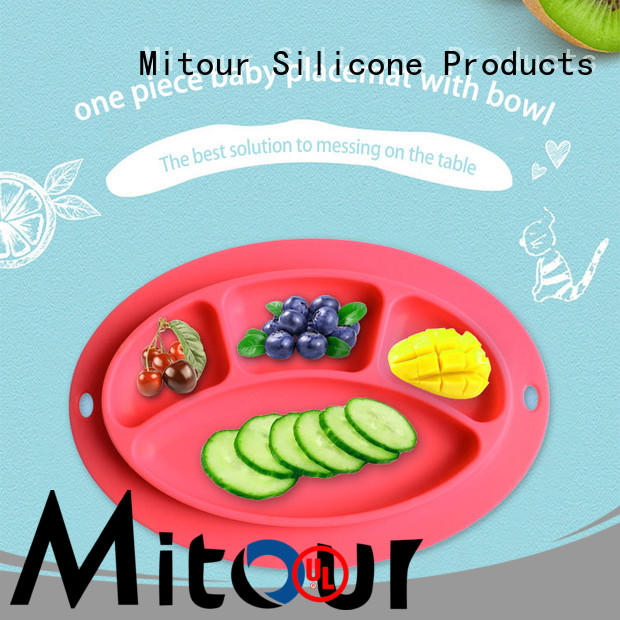 foldable silicone placemat for babies placematbox for children