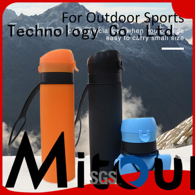 Mitour Silicone Products squeeze silicone kettle for water storage