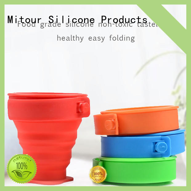 portable collapsible silicone bottle bulk production for children
