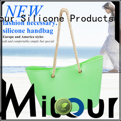 wholesale silicone bags OEM backpack for girls