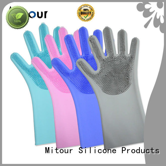 reasonable household gloves gloves Mitour Silicone Products company