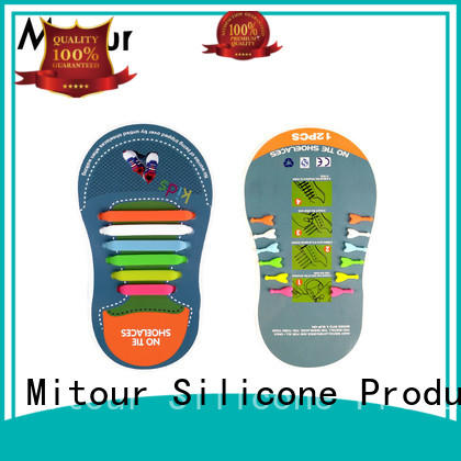Mitour Silicone Products Brand price reasonable silicone manufacturers tie factory