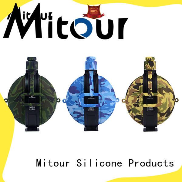 Mitour Silicone Products sports silicone travel bottles supplier for children
