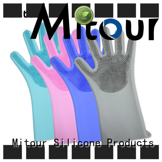 Mitour Silicone Products at discount fox oven gloves ODM for indoor cleaning