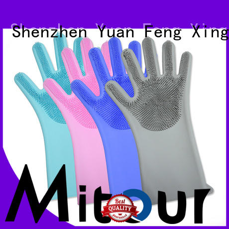 durable magic washing glove OEM for kitchen Mitour Silicone Products