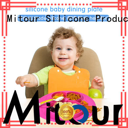 Mitour Silicone Products silicone silicone placemat for babies lunch for baby