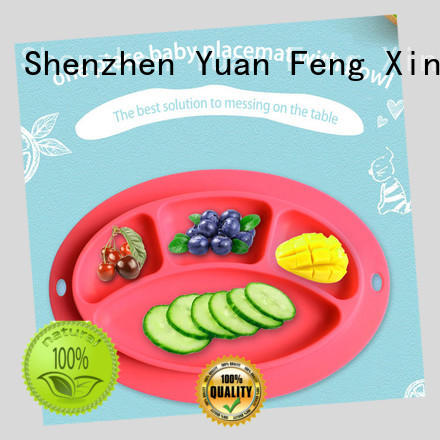 silicone placemat silicone box for baby Mitour Silicone Products