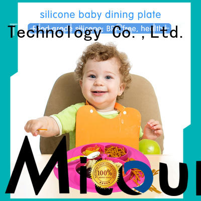 silicone placemat for babies placemat for baby Mitour Silicone Products