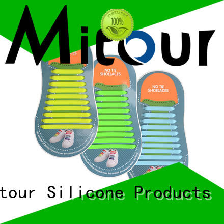 Mitour Silicone Products no tie silicone no tie shoelaces contact for for boots