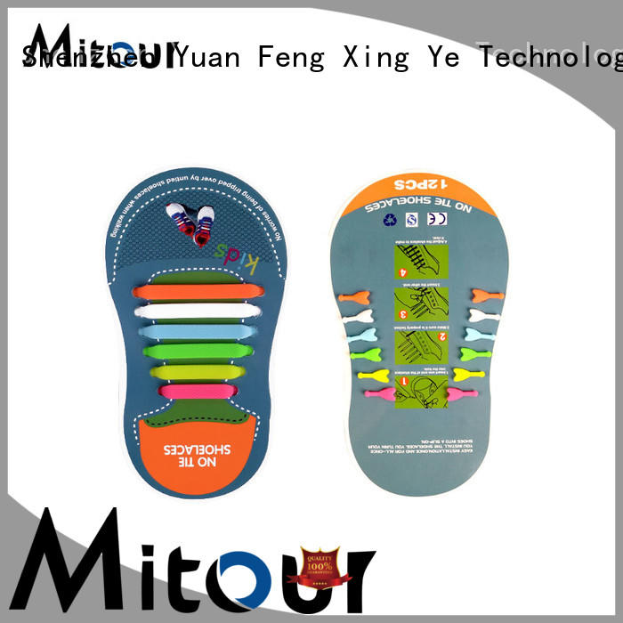 Mitour Silicone Products bulk sports shoes without laces free sample for shoes