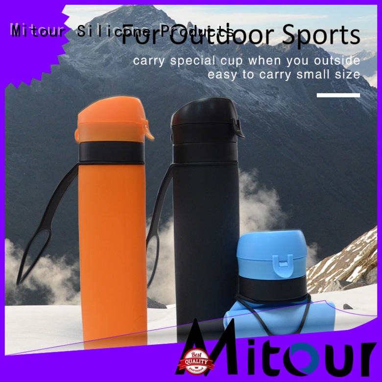 Mitour Silicone Products straight silicone kettle for water storage