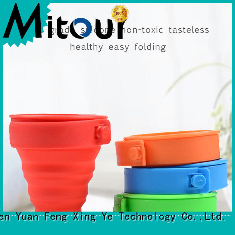 Mitour Silicone Products universal silicone bottle sleeve supplier for children
