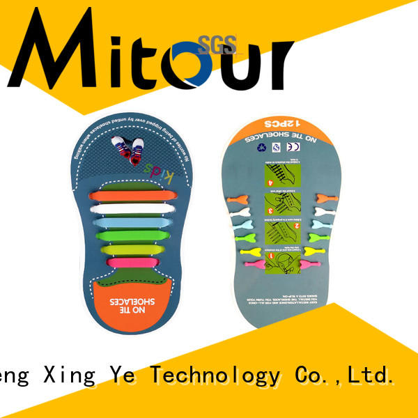 silicone ties no tie for boots Mitour Silicone Products