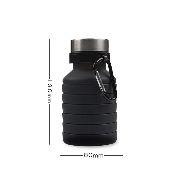 Mitour Silicone Products portable silicone roll bottle inquire now for water storage-3