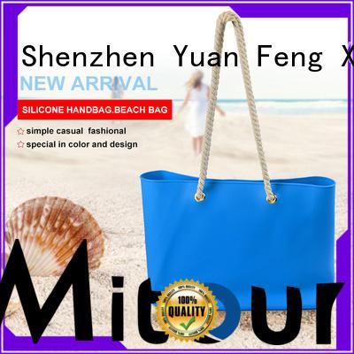 Mitour Silicone Products ODM tote handbag handbag for school