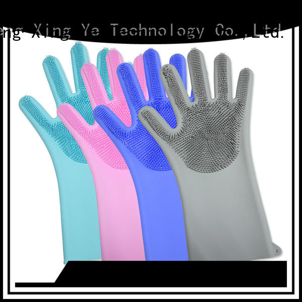 Mitour Silicone Products gloves washing gloves customization