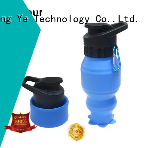 silicone bottle squeeze for water storage Mitour Silicone Products