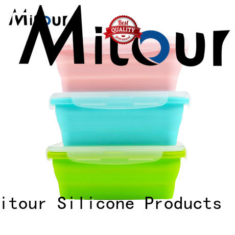 Mitour Silicone Products placemat silicone table mat box for baby