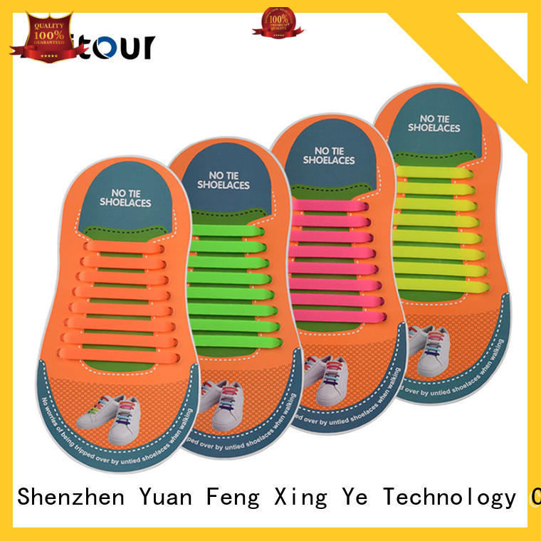 Mitour Silicone Products custom silicone shoelaces lazy for boots