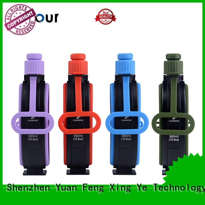 silicone bottle sleeve supplier for children Mitour Silicone Products