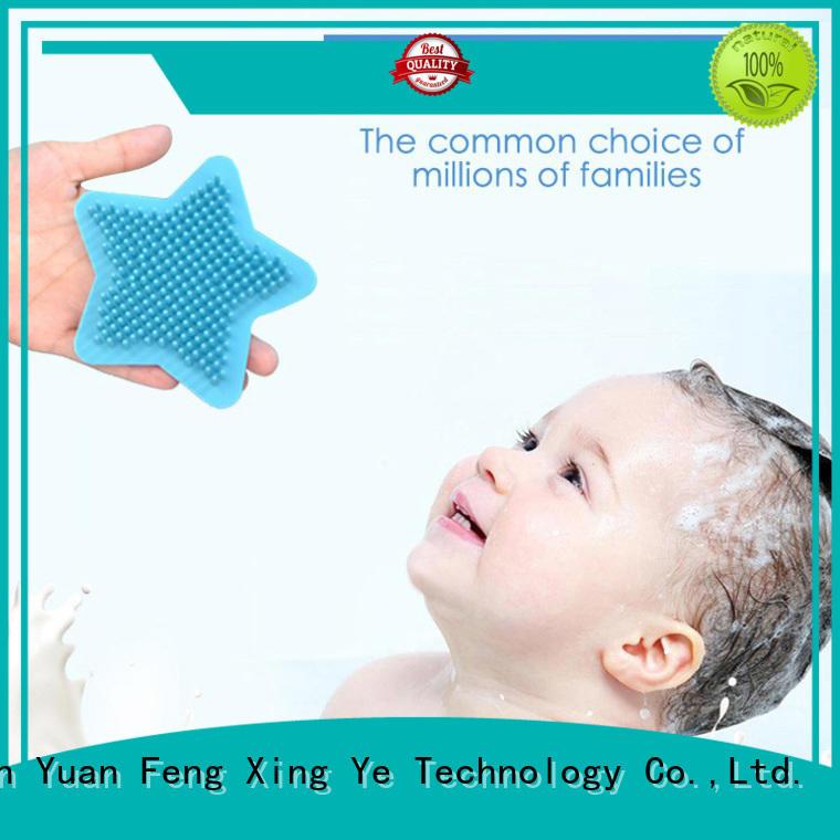 silicone silicone brush head silicone for bath Mitour Silicone Products
