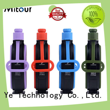purse silicone sleeve bottle supplier for water storage