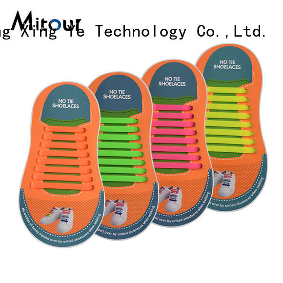 custom nike shoelaces silicone Suppliers for boots