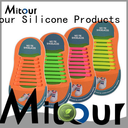 Mitour Silicone Products high-quality magnetic no tie shoelaces Suppliers for shoes