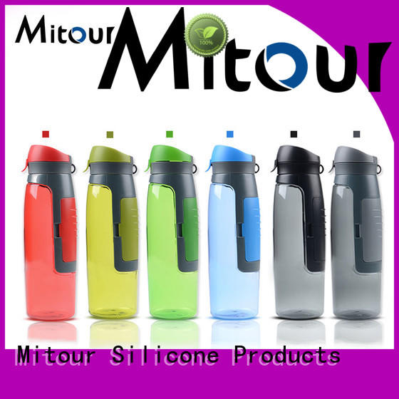 Mitour Silicone Products universal silicone squeeze bottle supplier for water storage
