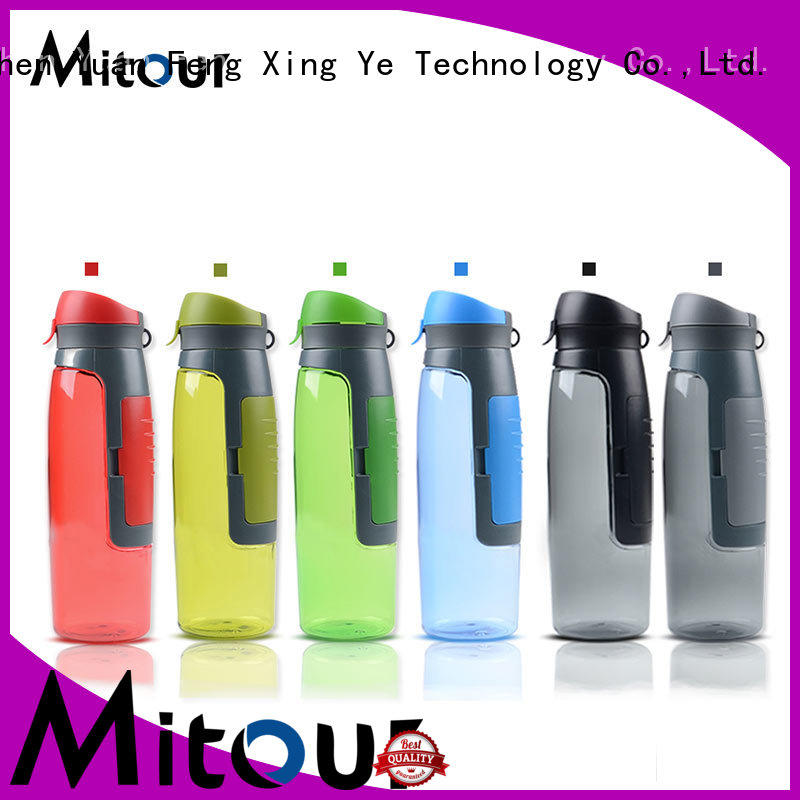 Mitour Silicone Products portable silicone roll bottle bulk production for water storage
