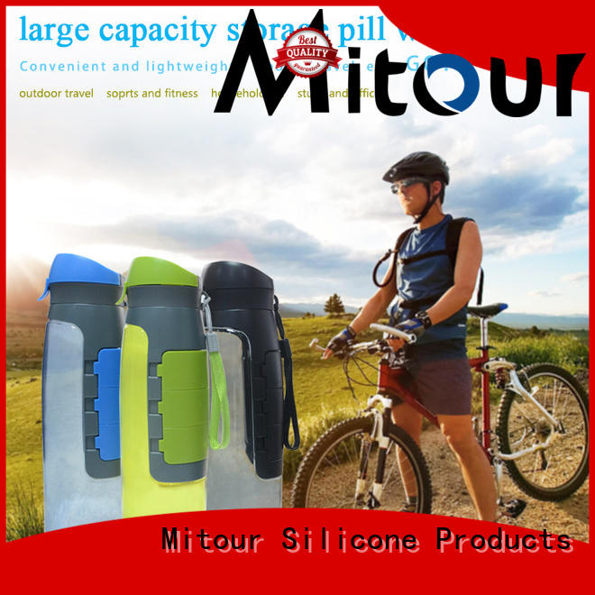Mitour Silicone Products outdoor silicone hot water bottle bulk production for water storage