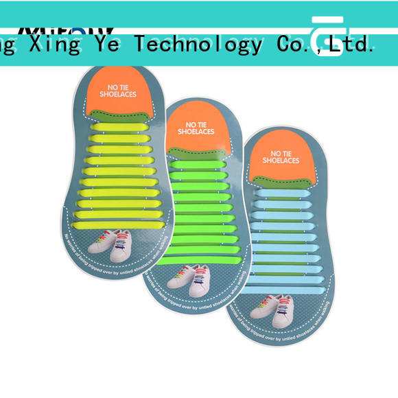Mitour Silicone Products hot-sale lazy laces factory for child