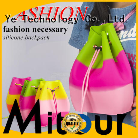 Mitour Silicone Products OEM silicone vacuum bag tote for trip