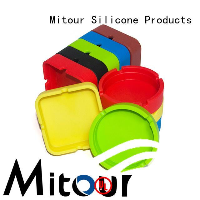 Mitour Silicone Products unique standing ashtray silicone for men