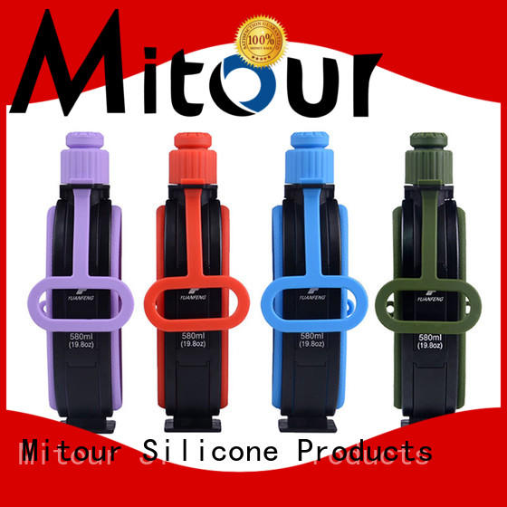Mitour Silicone Products cup silicone squeeze bottle bulk production for children