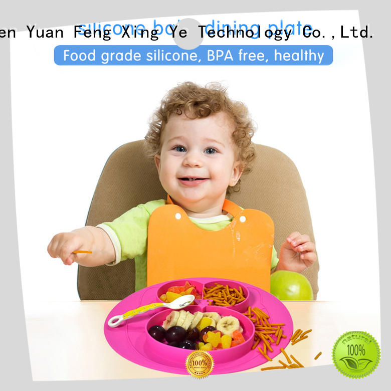 universal silicone placemat for kids lunch for children Mitour Silicone Products