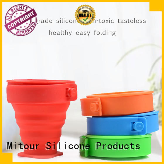 portable collapsible water bottle silicone inquire now for water storage